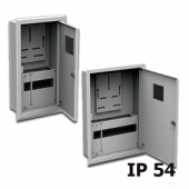Щиты учета и распределения навесные IP54 VAGO