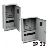 Щиты учета и распределения встраиваемые в нишу IP31 VAGO