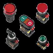 Кнопки и устройства для кнопок IEK