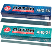 Электроды  Патон  для сварки углеродистых сталей АНО