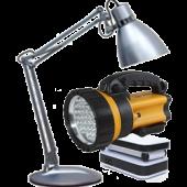 LED Фонари, Настольные светильники