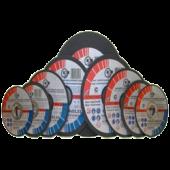 Круги отрезные на бакалитовой связке ЗАК (Запорожабразив)