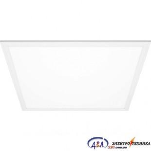 LED св-к VELMAX V-FRL,  40W, рамка 595*595мм, 6200К, 3500Lm, с блоком питания
