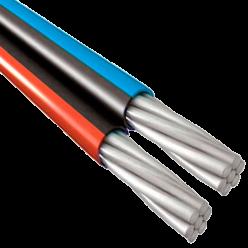 СИП-5 2х16,0 провод самонесущий