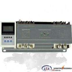 Устройство АВР с авт.выкл. ВА77-1-250, 2 х 3 полюса 160А Icu 25кА 380В