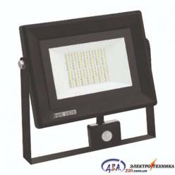 Прожектор с датчиком движения SMD LED 30W 6400K IP65 2400LM