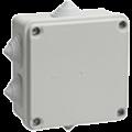 Коробка распаячная КМ41234, для о⁄п, 100х100х50 мм ІР55 ІЕК