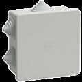 Коробка распаячная КМ41235, для о⁄п, 85х85х40 мм ІР44 ІЕК