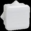 Коробка распаячная КМ41236 для о/п, 70х70х40мм IP44 ІЕК