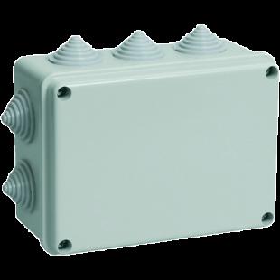 Коробка распаячная КМ41242, для о⁄п, 150х110х70 мм IP55 ІЕК