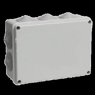 Коробка распаячная КМ41243, для о⁄п, 190х140х70 мм IP44 ІЕК