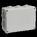 Коробка распаячная КМ41244, для о⁄п, 190х140х70 мм IP55 ІЕК