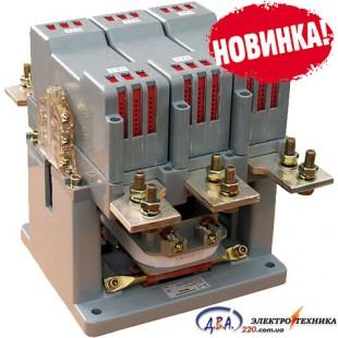Пускатель ПМА-1 185А 3 полюса катушка переменного тока 400В