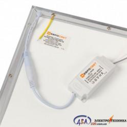 Светильник PANEL LED-SH-600-20 595*595*9мм 32вт 4000К 2300Лм