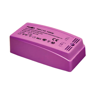 Трансформатор TRA 110 электр.пластик 105W  Feron