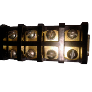 Клеммная колодка разборная 40А на 22перы