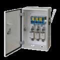 Ящик переключения ЯПРП-100 BILMAX с рубильником и предохранителями на 100А, ШхВхГ 255х500х150