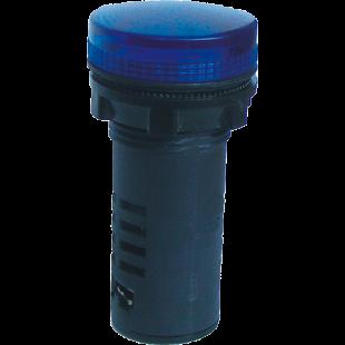 Арматура Сигнальна  Матрична АСМ22/24АC/DC  С (Синяя)  IP-54