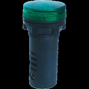 Арматура Сигнальна  Матрична АСМ22/48АC/DC  З (Зеленая)  IP-54