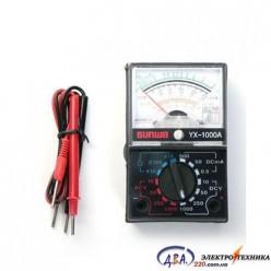 Мультиметр Тестер 1000А/110  (0098)