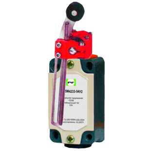 Коннцевой выключатель ВП 15М4233-54  IP54 (PF)
