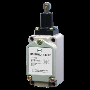 Коннцевой выключатель ВП 15М4221_1   IP67  (PF)