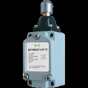 Коннцевой выключатель ВП 15М4221_2   IP67  (PF)