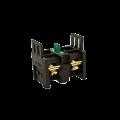 Доп. контакт для светосиг. арм. 1з (НО) замыкающий IEK