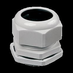 Сальник PG7 диаметр проводника 3-6.5мм IP54 ІЕК