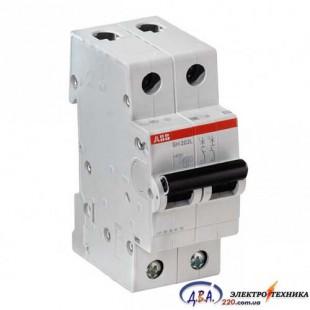 Автоматический выключатель 2р 50А С 4,5Ка АВВ  Basic M