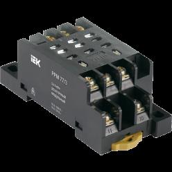 Разъем РРМ77/3 (PTF11A) для РЭК77/3 (LY3) модульный IEK