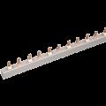 Шина соединительная типа PIN, 4Р 63А 1м IEK