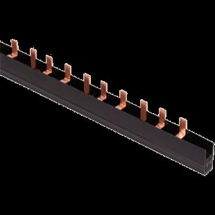Шина соединительная типа PIN, 2Р 100А 1м 18 мм IEK