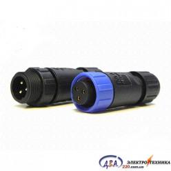Клема влагозащищенная 1-контактная 16A 250V IP68