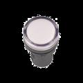 Лампа AD-22DS LED-матрица d22мм белый 12В AC/DC IEK