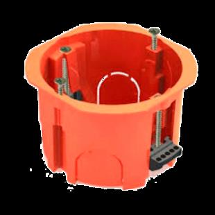 Коробка установочная КМ40022, для полых стен, D65х40 мм ІЕК