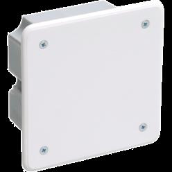 Коробка распаячная КМ41001, для тв.стен, 92x92x40 мм ІЕК