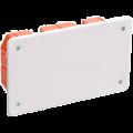 Коробка распаячная КМ41006, для тв.стен, 172x96x45 мм ІЕК