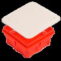 Коробка монтажная разветвительная 120*120мм