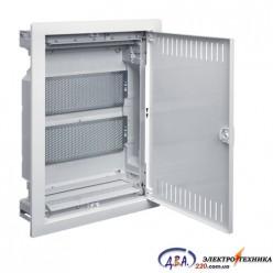 Щит 2-рядный для ММ-оборудования, В/У з металическими дверями