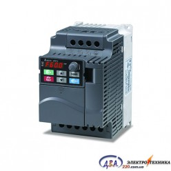 Частотный преобразователь Delta VFD-E VFD022E43A 380В 2.2 кВт