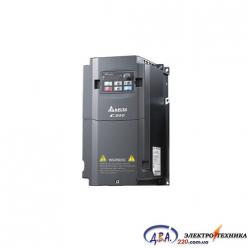 Частотный преобразователь Delta C200 VFD055CB43A-21 380В 5.5 кВт