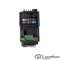 Частотный преобразователь Delta VFD-EL VFD004EL21A 220В 0.4 кВт