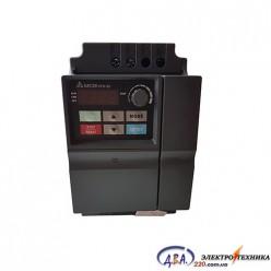 Частотный преобразователь Delta VFD-EL VFD015EL21A 220В 1.5 кВт