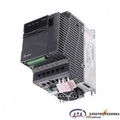 Частотный преобразователь Delta VFD-E VFD004E21T 220В 0.4 кВт