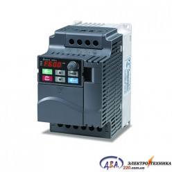 Частотный преобразователь Delta VFD-E VFD007E21T 220В 0.75 кВт
