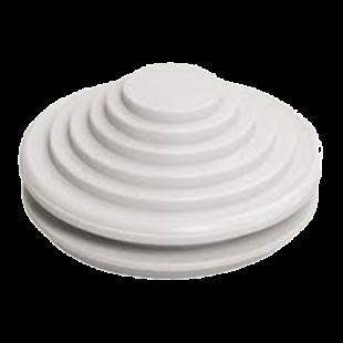 Сальник d = 20мм (Dотв.бокса 22мм) белый ІЕК