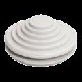 Сальник d = 25мм (Dотв.бокса 27мм) белый ІЕК