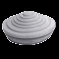Сальник d = 25мм (Dотв.бокса 27мм) серый ІЕК