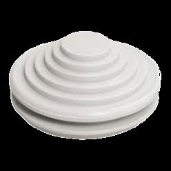Сальник d = 40мм (Dотв.бокса 49мм) белый ІЕК